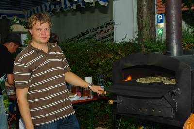 Grillparty im Adlerhof -