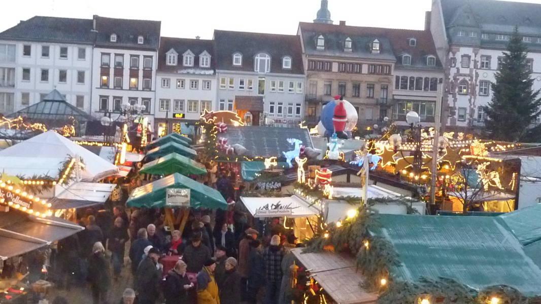 Landau Weihnachtsmarkt.Homepage Der Cdu Schifferstadt Sternschnuppen Begeistern